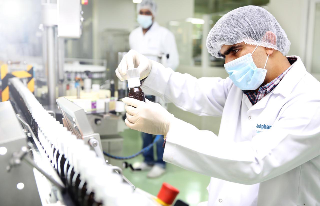 """""""جلفار"""" تنافس شركات عالمية في صناعة """"الأنسولين"""""""