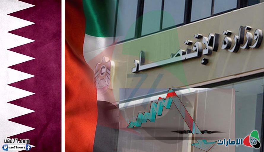 سياسات أبوظبي وانعكاسها على الواقع الاقتصادي بالدولة.. حصار قطر نموذجا