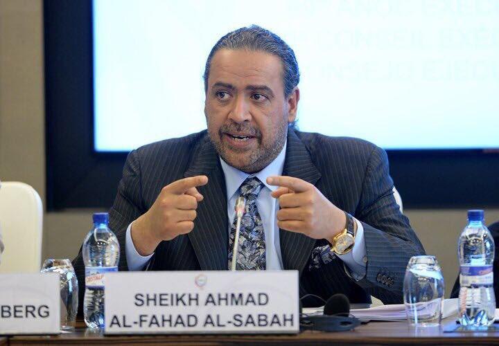 اللجنة الأولمبية الدولية تجدد عضوية أحمد الفهد لـ8 سنوات