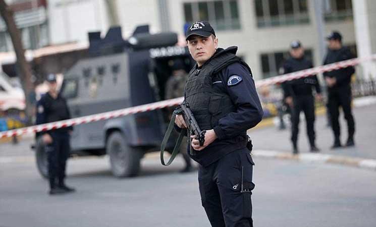 الشرطة التركية تقتل شخصا كان يعتزم تنفيذ هجوم انتحاري