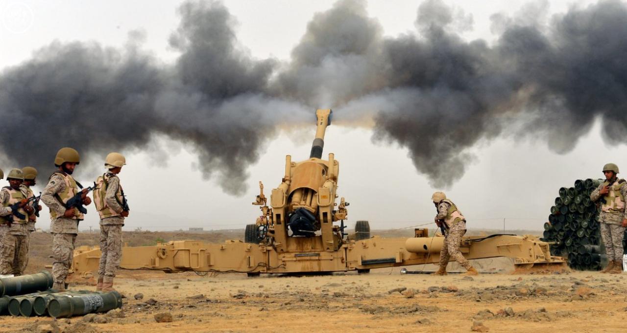 """جبهتا مأرب وتعز """"فكا كماشة"""" التحالف لتطويق الحوثيين"""