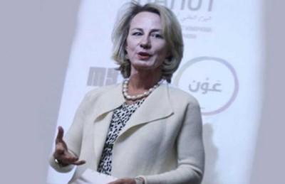 """إخوان الأردن يصفون نشاطات السفيرة الأمريكية في بلادهم بـ""""المشبوهة"""""""