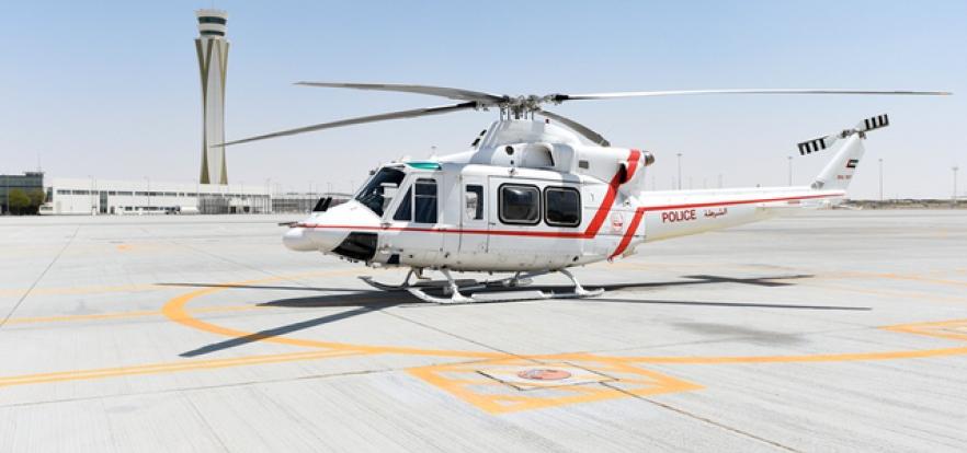 دوريات جوية ترصد المطلوبين والمشبوهين في دبي