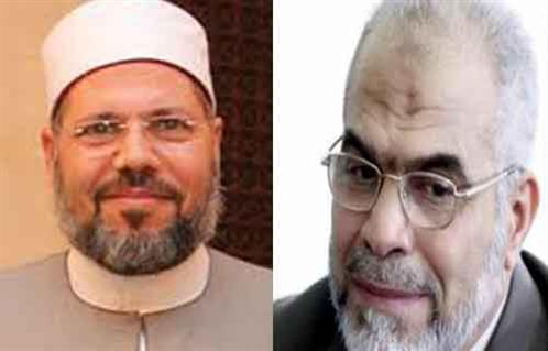 """الأمن المصري يعتقل القياديين """"البر"""" و """"غزلان"""""""