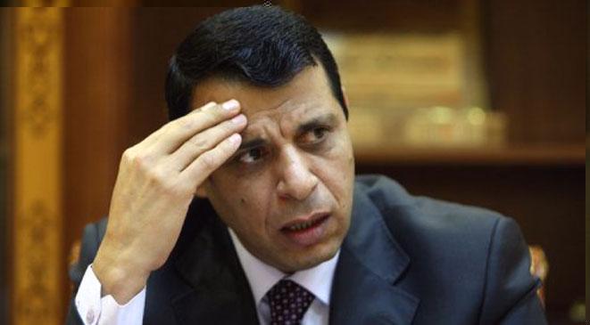 دحلان: طرف ثالث يسعى لضرب الحكومة واشعال الخلاف بين فتح وحماس