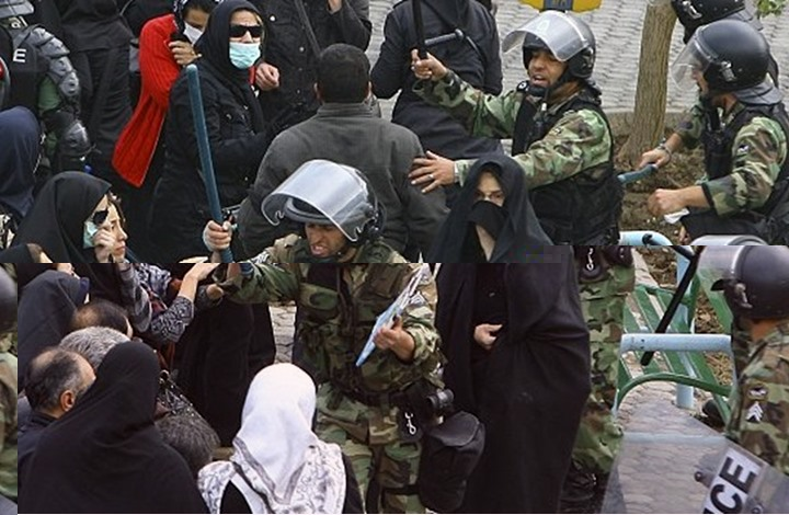 الأمن الإيراني يداهم حفل للسنة في طهران ويعتقل العشرات