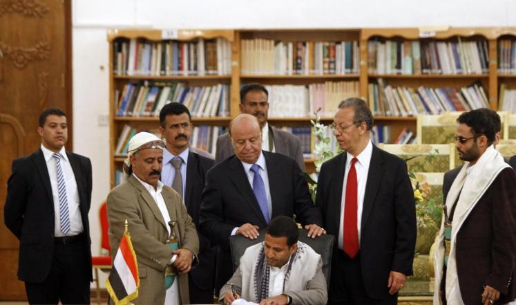واشنطن بوست: تحالف مفاجئ أدى لانهيار سياسي باليمن
