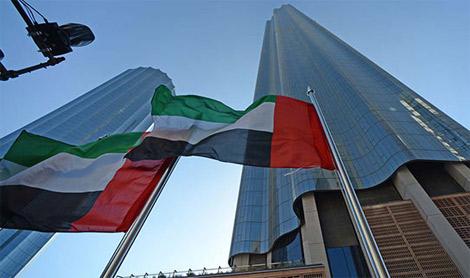 اطلاق اسم محمد بن راشد على أعلى برج بأبوظبي