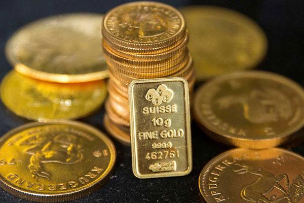 الذهب يبدأ عام 2017 مرتفعاً بالرغم من قوة الدولار
