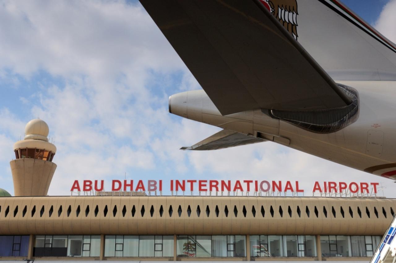 اختيار مطار أبوظبي كأفضل مطارات الشرق الأوسط تطوراً
