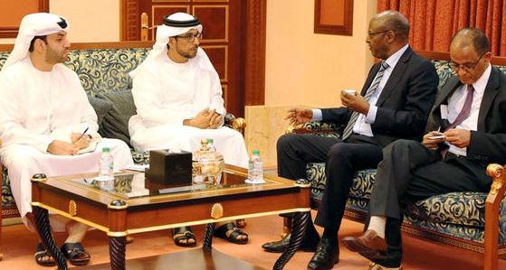 أبوظبي للتنمية يستقبل وفداً إثيوبياً لبحث سبل تعزيز التعاون