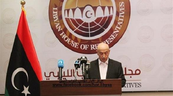 رئيس البرلمان الليبي يزور الإمارات
