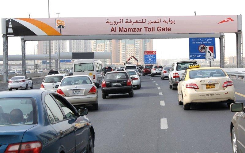 «طرق دبي»: رسوم «سالك» والمواصلات العامة معفاة من «القيمة المضافة»