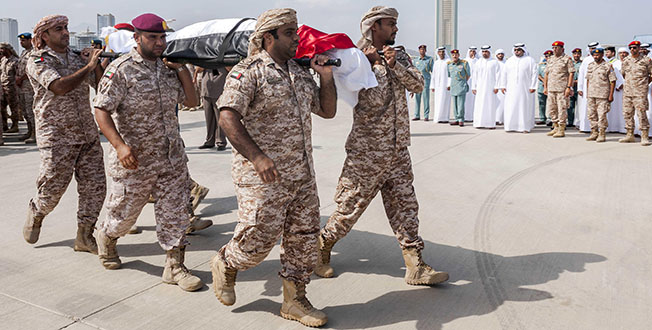 محللون: الإمارات تخوض حربا حاسمة في اليمن و حادثا واحدا لن يؤثر