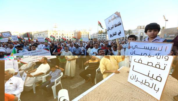 منظمة حقوقية تتهم الإمارات بالتحضير لحرب ضد ثوار ليبيا