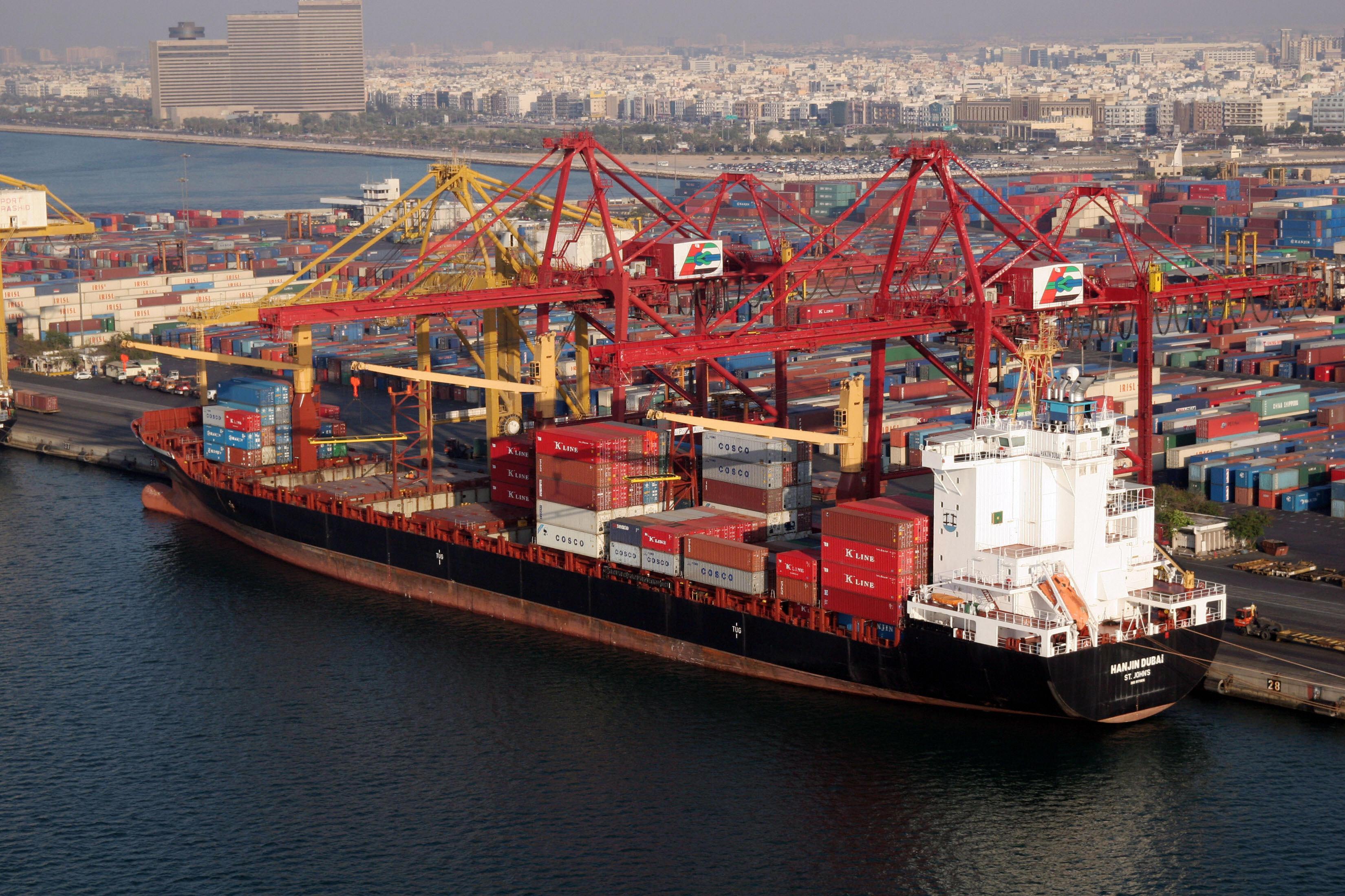 شراكة سعودية هولندية لتأسيس شركة نقل بحري في دبي