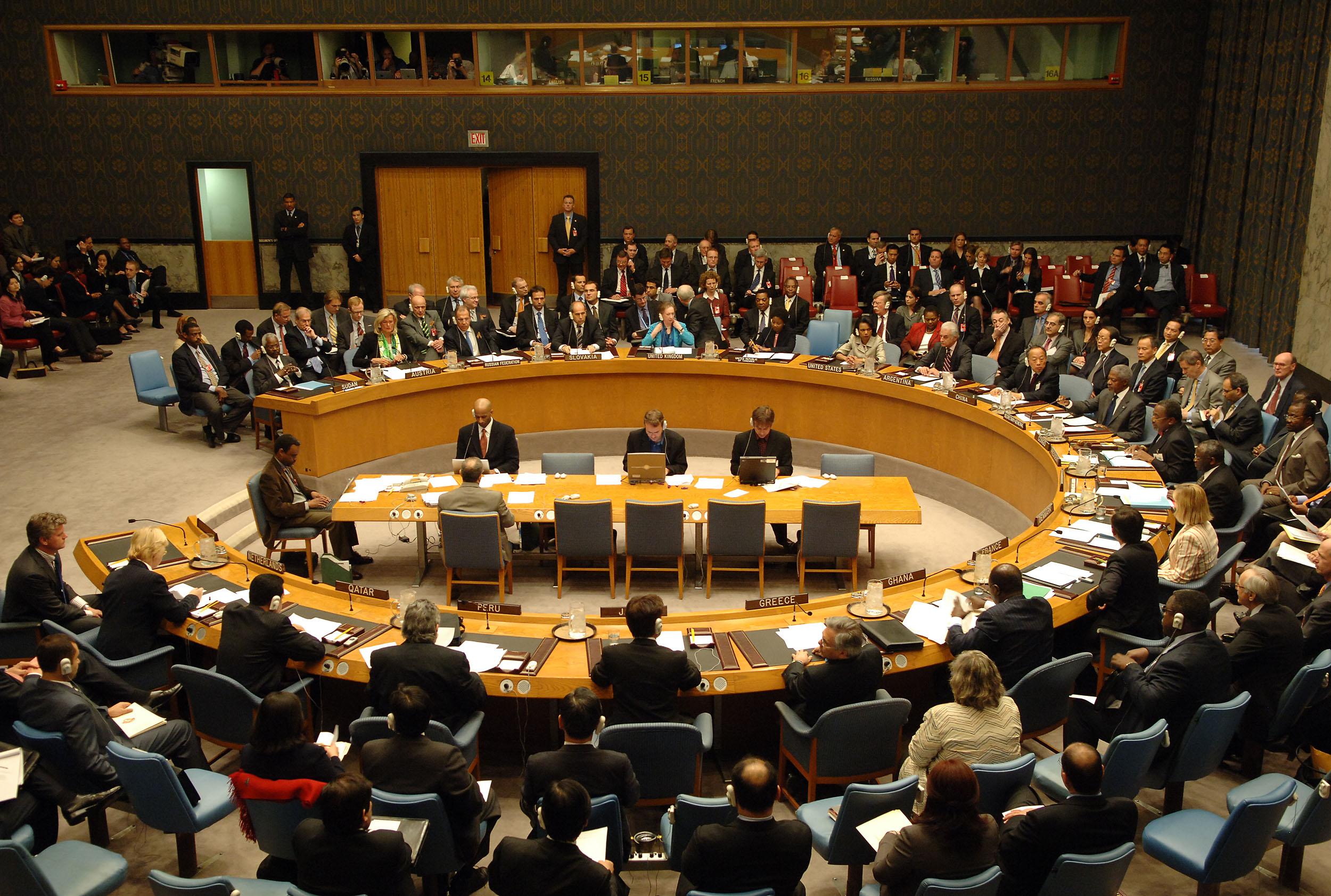 مجلس الأمن يفشل في إدانة انقلاب الحوثيين