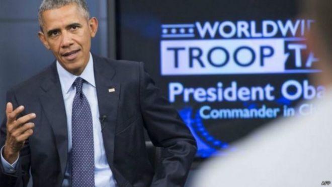 أوباما: سنفوز في أي معركة إلكترونية مع الصين