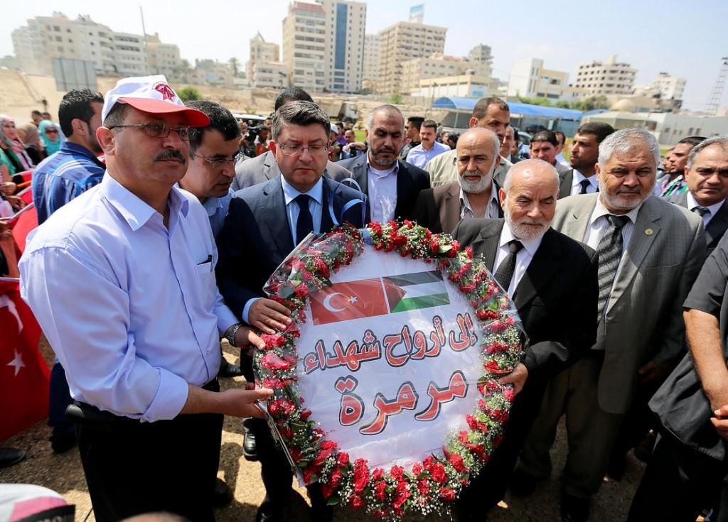 الحملة الأوروبية لرفع الحصار: أسطول الحرية 3 في طريقه لغزة