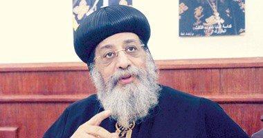 الكنيسة القبطية: مصر لن تهدأ حتى ينال الجناة جزاءهم