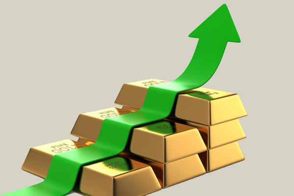 الذهب يصعد لأعلى مستوى في أكثر من أسبوع