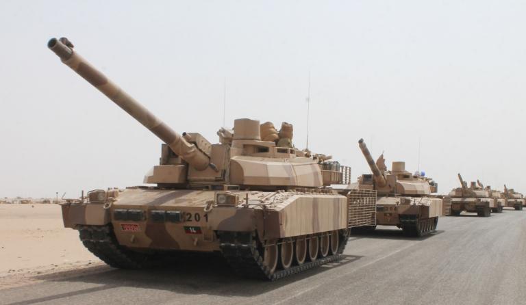 """خبير استراتيجي يؤكد إمكانية استنساخ """"عاصة الحزم"""" في سوريا والعراق"""