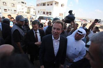 وزير خارجية النرويج يدعو إلى فك الحصار عن غزة وإعادة إعمارها