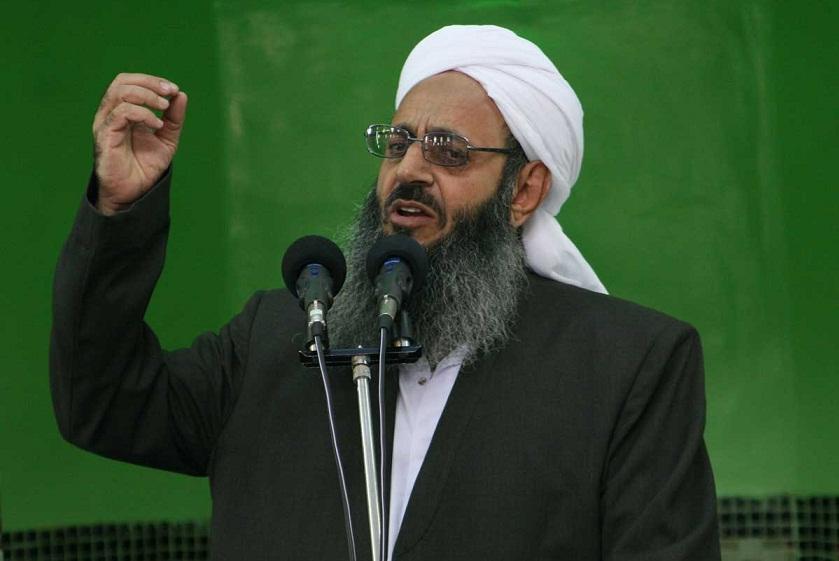 إيران تمنع (إمام أهل السنة) من السفر للسعودية