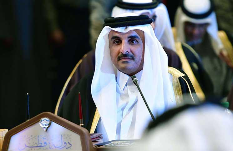 أمير قطر يشارك في مؤتمر ميونخ للأمن