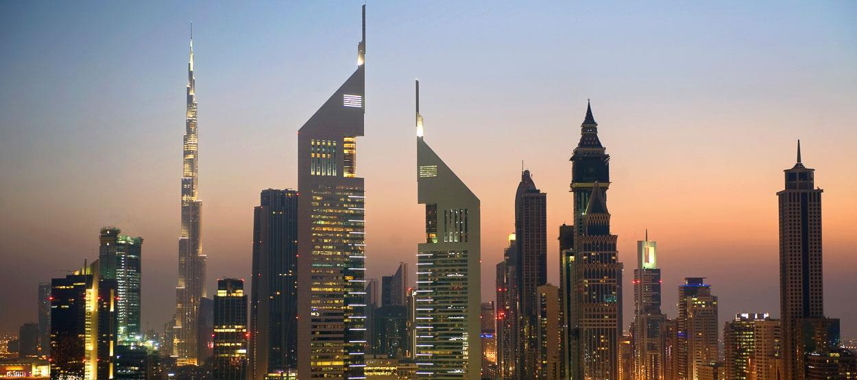 مبايعات عقارات دبي في 6 أشهر تصل 48.7 مليار درهم