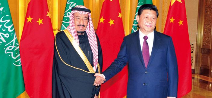 شراكة سعودية صينية في تطوير طاقتها النووية