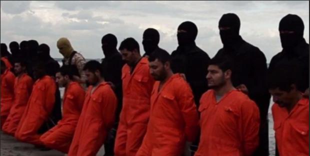 """«فوكس نيوز»: قتل المصريين تم داخل ستوديو و""""القائد ذو لكنة أمريكية"""