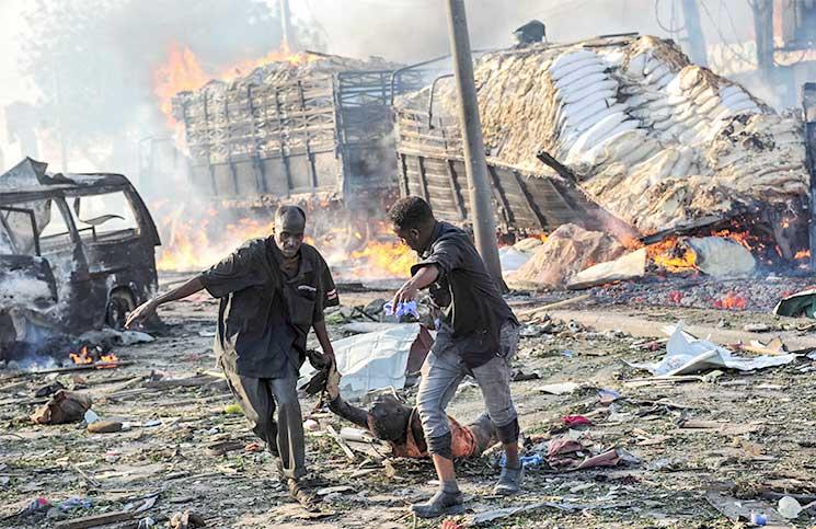 تقديرات أمنية تركية: تفجير مقديشو كان يستهدف قاعدتنا العسكرية