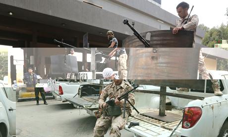 قوات فجر ليبيا تحذر الدول الإقليمية من التدخلات في الشأن الليبي