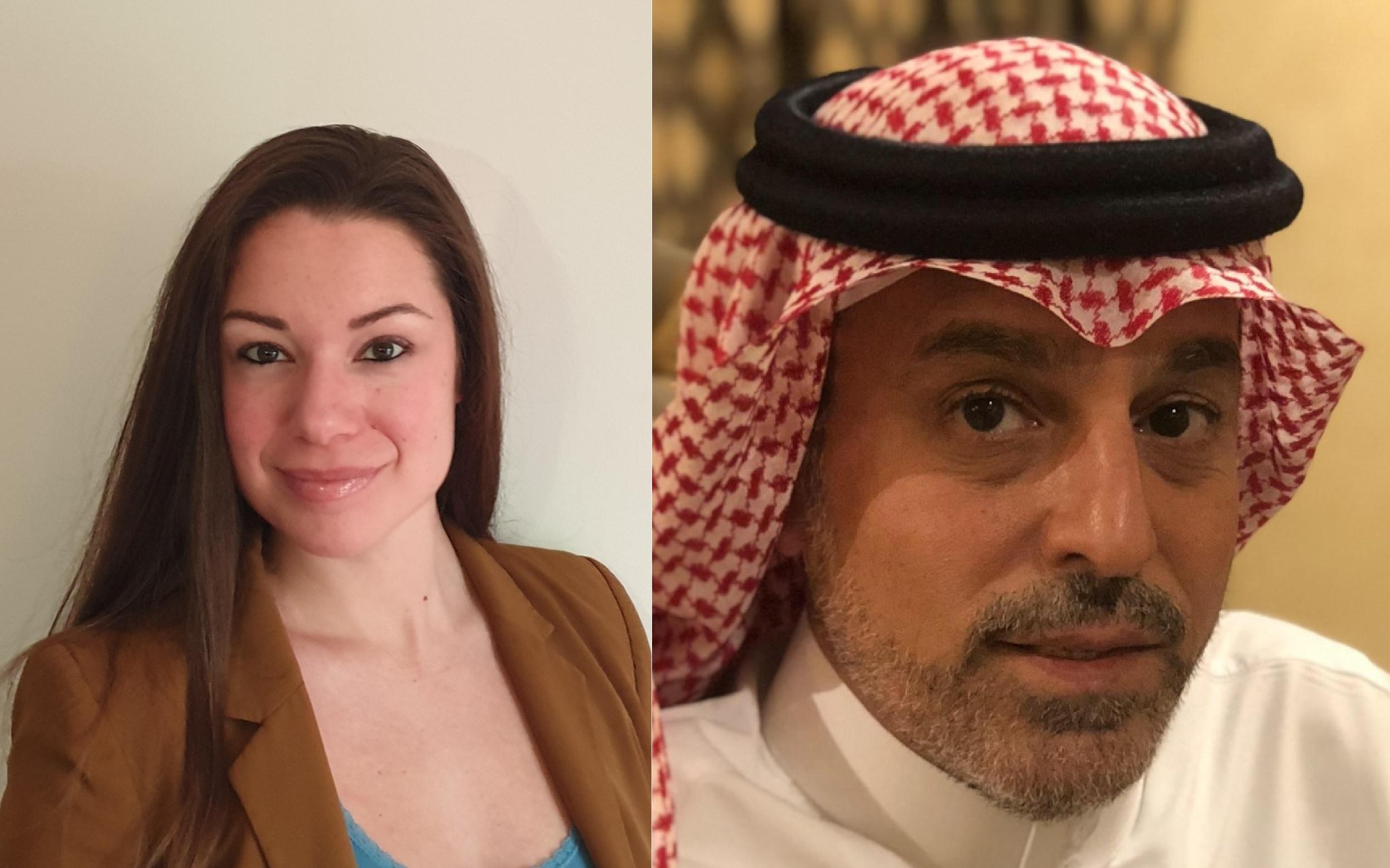 المتطرفَين السعودي كامل الخطي والإيطالية سارة برزوسكيويتش